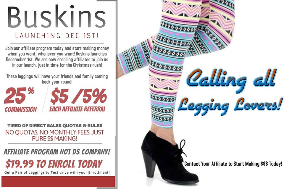 Buskins coupon code